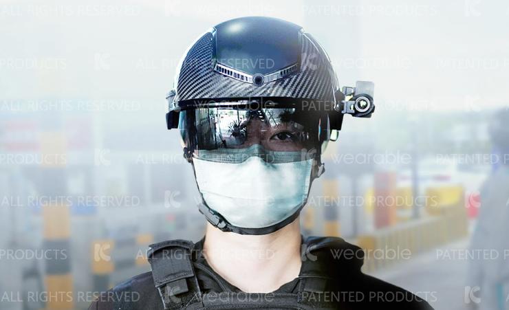 N901 Smart Helmet