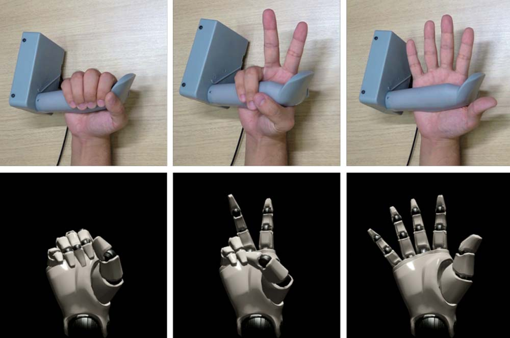 Next Gen Virtual Reality Finger Tracking Controllers