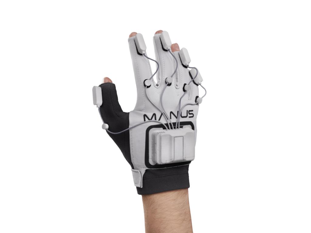 Manus Prime 2 Haptic