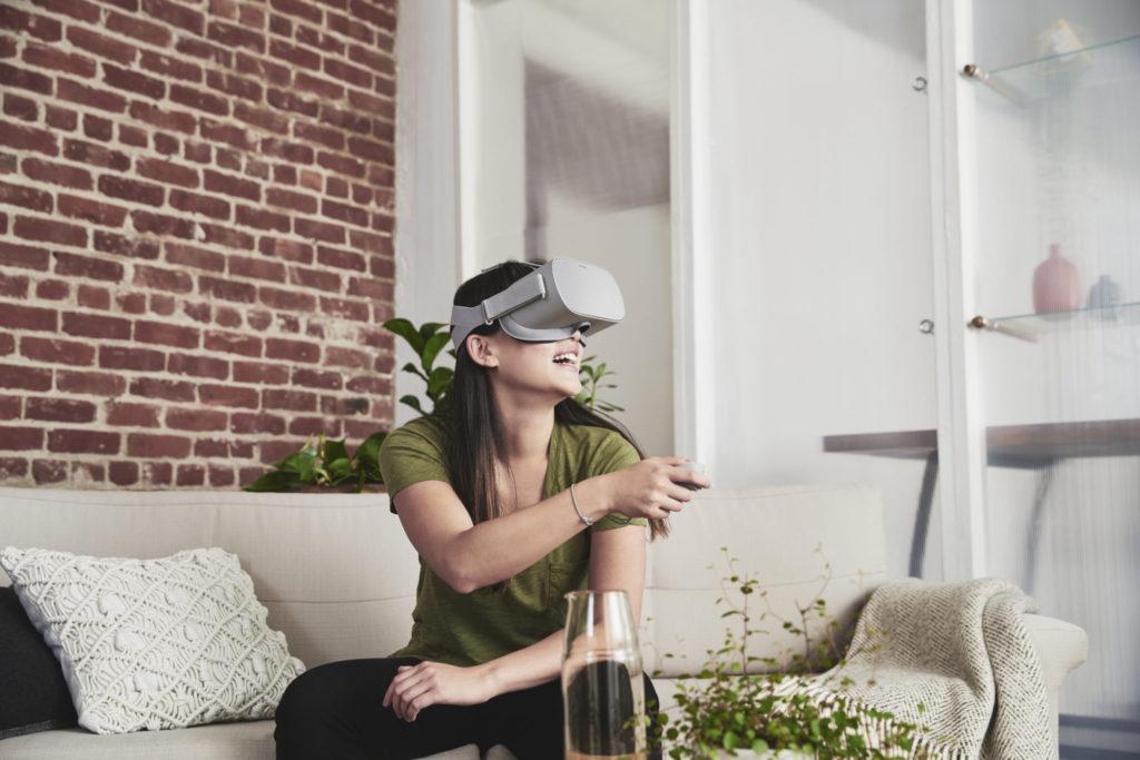 Oculus Go GDC Promo Hero