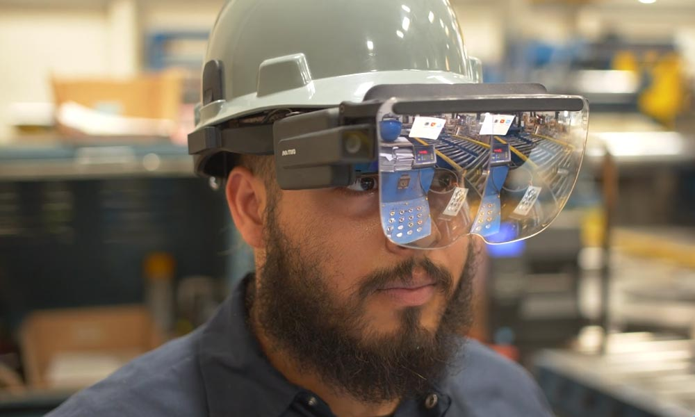 Mira Prism Pro Augmented Reality Glasses
