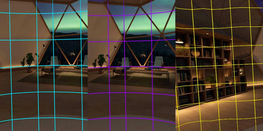 Oculus Quest Guardian Boundary Color Options
