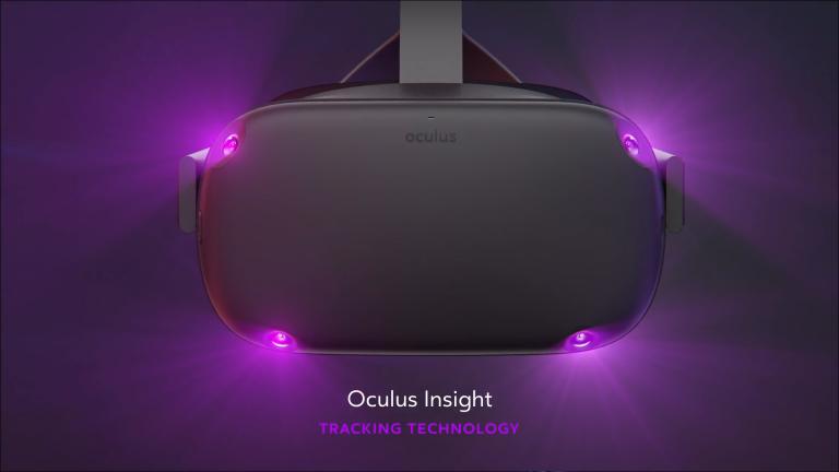 Cameras in the current Oculus