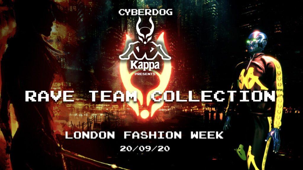 Kappa X Cyberdog - Rave Team Collection