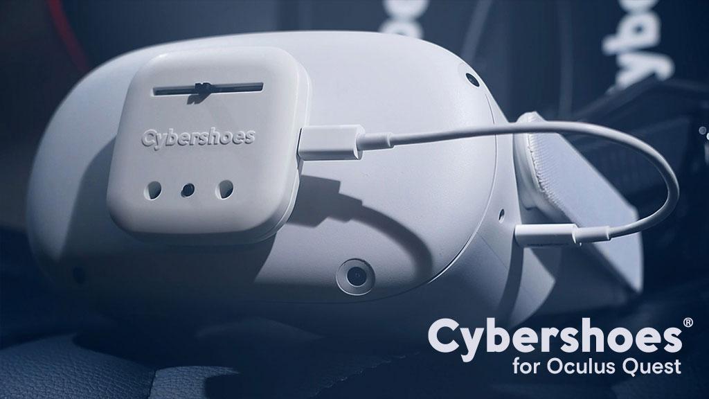 Cybershoes - Oculus Quest