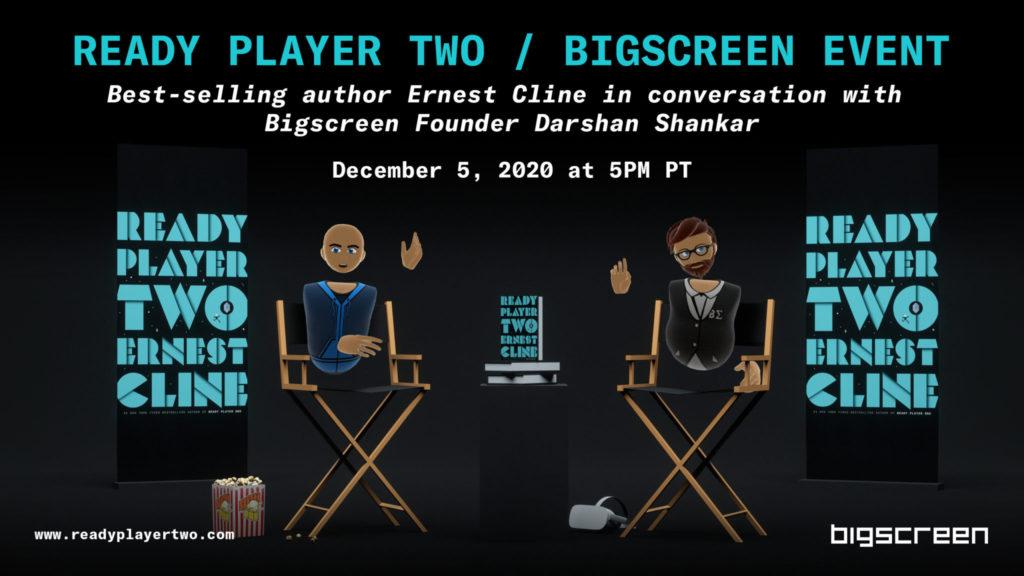 Bigscreen - Ready Player Two