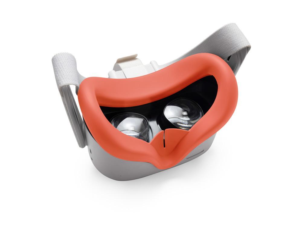 VR Cover Quest Silicone Orange