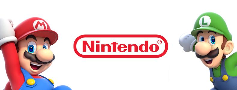 Nintendo - Header
