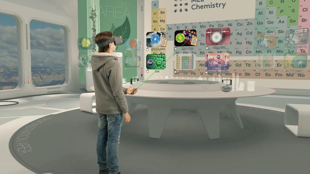 MEL Chemistry VR