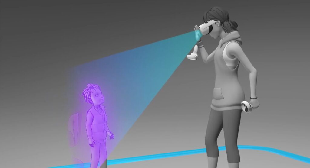 Oculus Quest - Space Sense